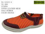 Zes Schoenen van de Vleet van Kleuren Toevallige Twee Schoenen van de Grootte