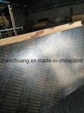 Le noir de Linyi/film de Brown a fait face au contre-plaqué pour la construction, contre-plaqué Shuttering concret, matériau de construction en bois