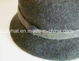 형식 성인 대조 악대를 가진 남녀 공통 뜨개질을 한 모직 모자