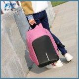 Différentes couleurs et plusieurs poches durable sac à dos de l'école