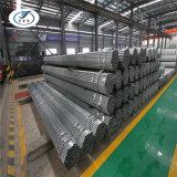Pipes en acier galvanisées filetées de vente chaudes