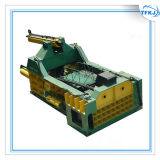 Baal die van de Schroot van het metaal de Kringloop Gebruikende Machine maken