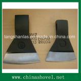 Testa di ascia del acciaio al carbonio dell'utensile manuale di Hardeware