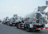 Forland 수출을%s 3개 입방 미터 구체 믹서 트럭