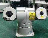 PTZの夜間視界の機密保護IRレーザーのカメラ
