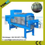 Máquina de desecación de tornillo del grano gastado industrial de la prensa con el acero inoxidable SUS304