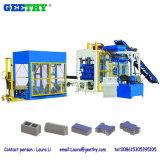 コンクリートブロックのサイズの機械装置をかみ合わせるQt10-15c
