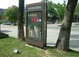 Yashi 84 인치 인조 인간 옥외 LCD 디지털 Signage