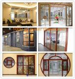 Porta e janela de alumínio com design de forma diferente
