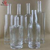 優れたアルコール飲料(行なうことが可能な多重ラベルの装飾)のための余分フリントガラスのびん