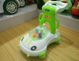 Автомобиль закрутки младенца автомобиля качания игрушки малышей