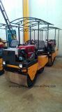 mini tonelada Vibratory Yz1 do compressor 1 do rolo de estrada 1000kg