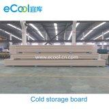 Placa de poliuretano para Congeladores industriais