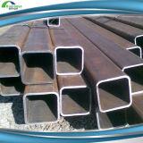 熱間圧延Q235 ERWによって溶接される鋼鉄正方形の長方形の管の鋼鉄管のサイズ