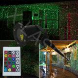2016 lasers ao ar livre das luzes das decorações do Natal da luz da estrela dos produtos novos