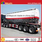 50cbm 60 toneladas de Depósito de Materiais em pó petroleiro Navio Caminhão semi-reboque de cimento para venda