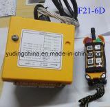 Lunga autonomia resistente e sistema di telecomando della gru della monorotaia facile gestire e funzionamento