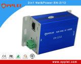 La rete del segnale di RJ45 12V ed alimenta 2 in 1 unità della protezione di impulso