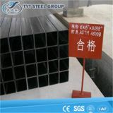 ERWの熱間圧延の溶接鋼管の黒の鋼管
