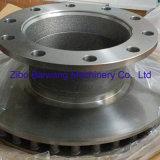OE номер 0308835060 тормозной диск литой детали ротора с высоким уровнем выбросов углекислого газа