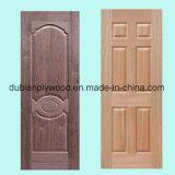 EV-Eiche HDF/MDF geformtes Tür-Haut-Furnier-Blatt