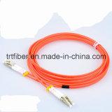 Pullover duplex de fibre de LC-LC 50/125