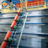 鋼板ショットブラストか、または金槌で打つ機械前処理ライン