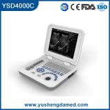 Le ce a certifié le scanner qualifié élevé d'ultrason d'équipement médical d'ordinateur portatif