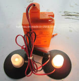 La lumière de la convention Solas Li-Battery Radeau de sauvetage approuvé