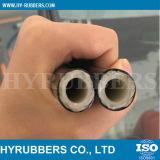 Tubo flessibile di gomma idraulico R7/R8 di SAE flessibile 100 di temperatura & di alta pressione