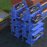Drehparken-vertikale Parken-Systems-intelligentes Karussell-Parken-System