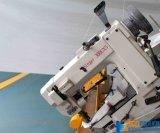 Rand-Nähmaschine für Matratze auf Band aufnehmen