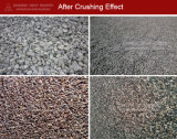La ligne de production de pierre et de sable de ligne de production
