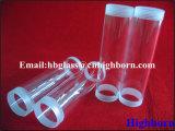 Hoher Reinheitsgrad-Schraubengewinde-Quarz-Glasgefäß-Lieferant