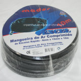 Quick Release Couplings를 가진 10mt 32FT Rubber Air Hose