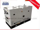 10kVA 8kw Yangdong Diesel Generator met Geluiddichte Luifel
