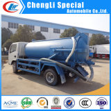 Saleのための5ton Sewer Suction Scavenger Tank 5000L Septic Tank Truck