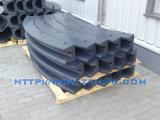 Industrielle Hochleistungsspur-Nylon PA-Positionsanzeiger- (EM)schiene für Rollen-Rad