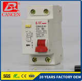 Mini disjuntor de RCCB 10-40A MCB