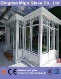 Mur extérieur /Tempered en verre isolant la glace en verre de construction