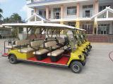 雨カーテン(LTA8+3)との観光の使用のための卸し売り電気カート
