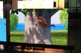 Cubierta de la pantalla a todo color de alta definición P2.5mm para la instalación de alquiler o fijo
