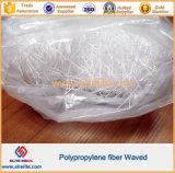 Fibra Curvada de Micro Polipropileno para Concreto