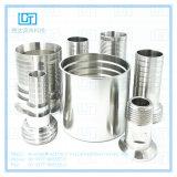 Aço inoxidável Higyenic tetina de borracha sanitárias 304/316L Wenzhou Factory