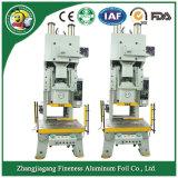 Высшее качество полуавтоматическая контейнер из алюминиевой фольги бумагоделательной машины