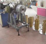 O PVC plástico PP PE tubo corrugado fazendo a máquina