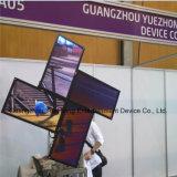 回転風車の表示、段階の効果機械