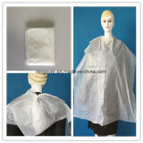 1PC/sac PE Plastique coupe d'emballage unique robe robe / Salon de Coiffure