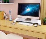 Soporte para monitor de PC portátil con un cargador USB para dispositivos móviles y iMac