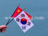Bandeira de mão